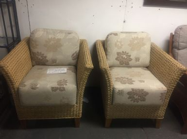 Pair Of Grange Chairs